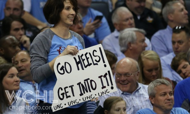 UNC Invites Fans to Send Tar Heels Off to the Final Four