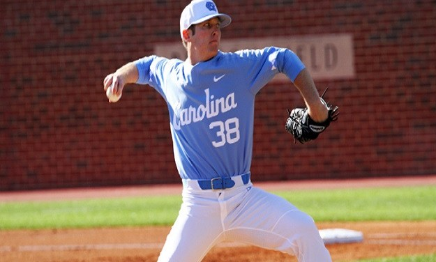 UNC Baseball Takes ACC Opener Vs. No. 10 Virginia