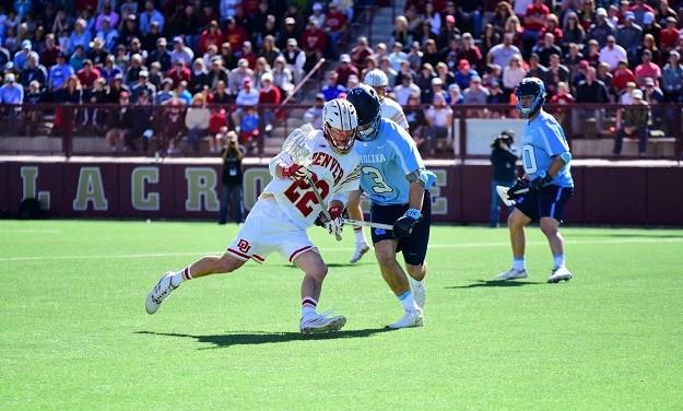 UNC Men's Lacrosse Upsets Top-Ranked Denver