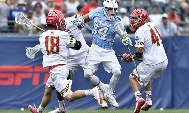 Maryland Crushes UNC Men's Lacrosse in National Championship Rematch