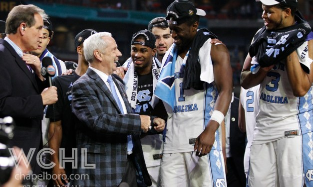 North Carolina Lawmakers Honor UNC Men's Basketball Championship