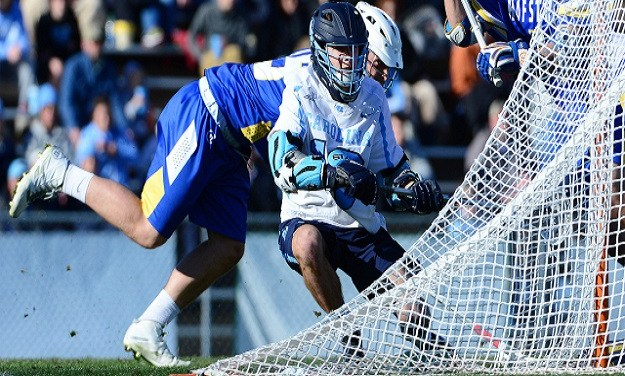 Top-Ranked Syracuse Rallies Past UNC Men's Lacrosse For OT Victory