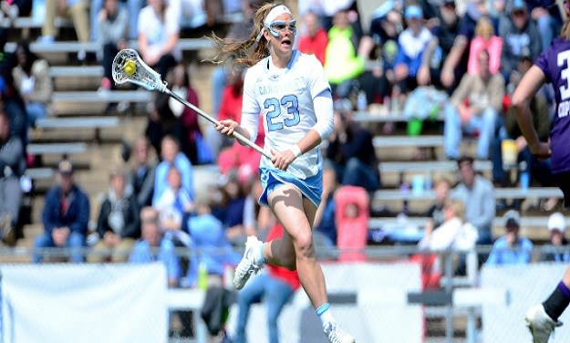 UNC Women's Lacrosse Places League-High Six Players on All-ACC Teams