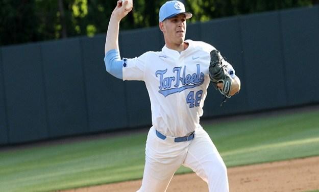 Late Surge Helps Liberty Stun No. 4 UNC Baseball