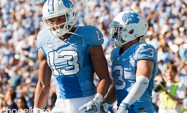 Four UNC Players Selected in Final Four Rounds of NFL Draft
