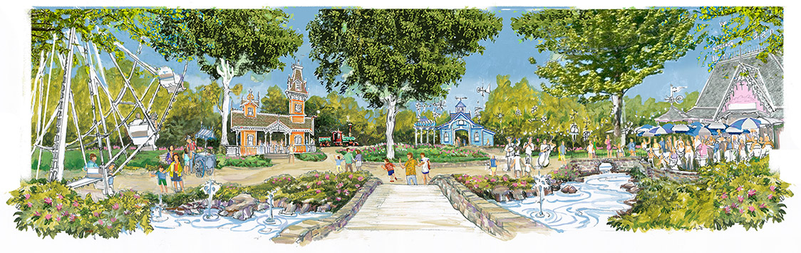 'Whirligig Woods' Theme Park Planned for Saxapahaw
