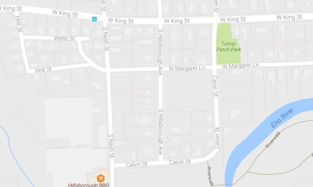 Nash Street Reopening in Hillsborough After Reported Gas Leak