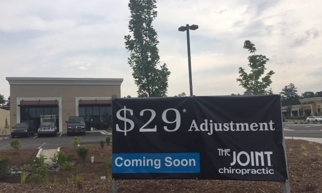 Grand Opening The Joint® Chiropractic in Chapel Hill
