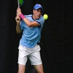 Tar Heels Open Men's Tennis Season by Sweeping Past Bucknell and Wofford