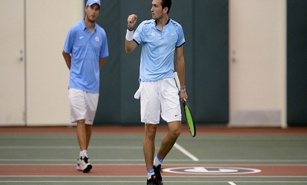 William Blumberg Becomes UNC's First Ever NCAA Men's Tennis Semifinalist