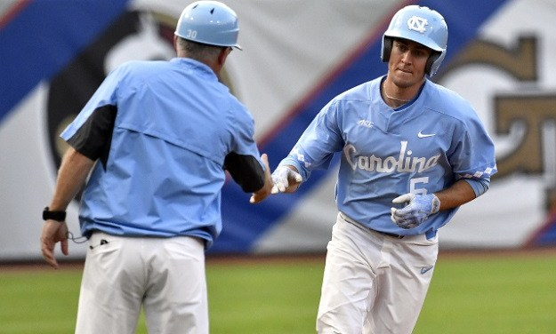 Tar Heels Lay the Smackdown on NC State, Move On to ACC Baseball Semifinals