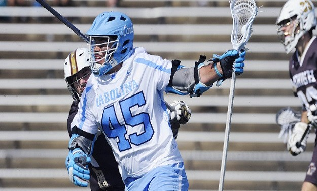 Four UNC Men's Lacrosse Players Named All-Americans