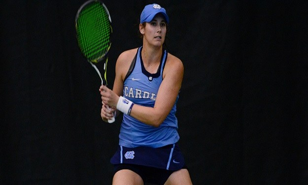 UNC's Hayley Carter, Courtney Nagle Pick Up ITA National Honors