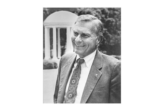 Former UNC Chancellor Paul Hardin Dies at 86