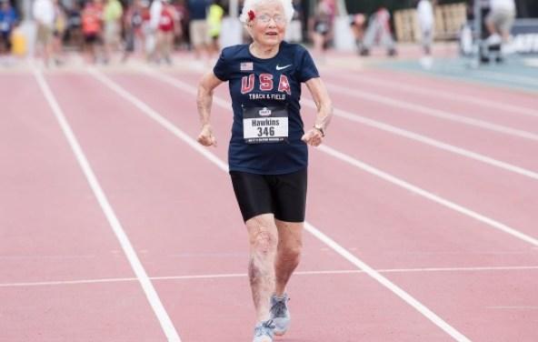 Chansky's Notebook: Runner, 101, Runs The 100