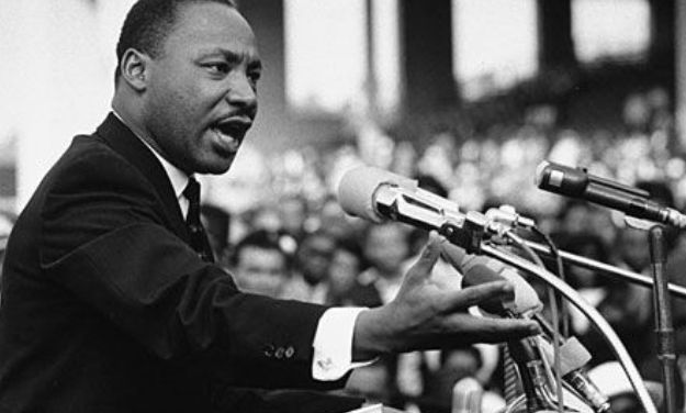 Rally, March To Mark Martin Luther King, Jr.'s 85th Birthday