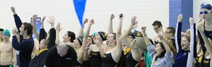 Photo courtesy of CHHS Swimming Facebook page