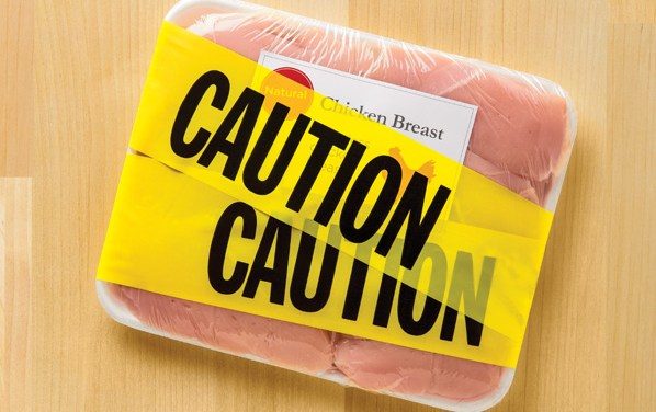 Gluten-Free Chicken Recall: Staph Contamination