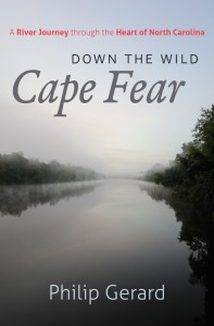 DOWN THE WILD CAPE FEAR Cover