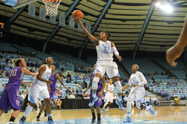 Throwback Thursday (II): No. 9 Tar Heels Host Tigers in Carmichael