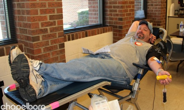 OWASA Hosting Blood Drive Tuesday