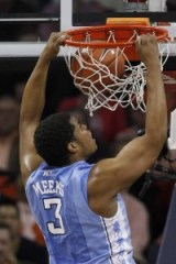 Meeks for the dunk (Melet)