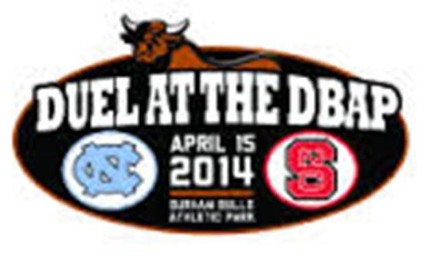 Carolina Collides With NC State In Duel At The DBAP