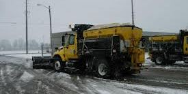 NC Dept. Of Transportation Prepares For Winter Weather