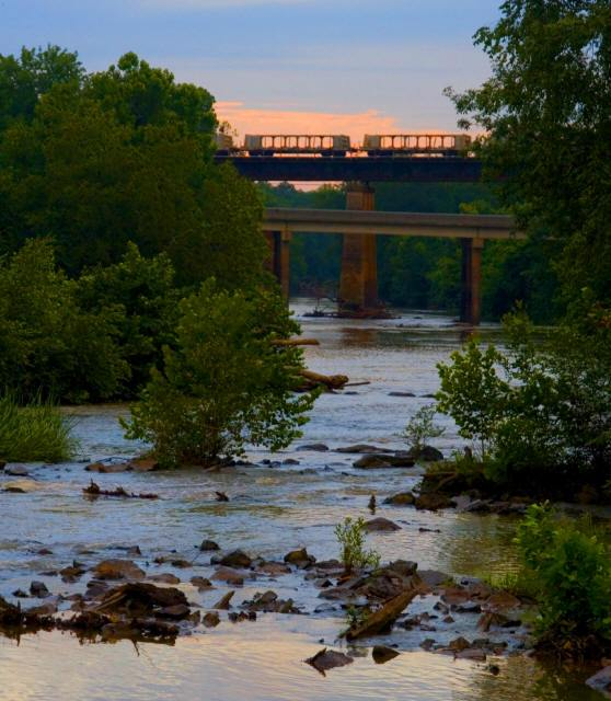 3.5 Million Gallons Of Sewage Spill Into Haw River