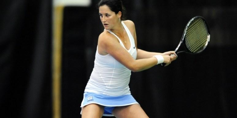 No. 3 Carolina Women's Tennis Soaring With Freshman Jamie Loeb