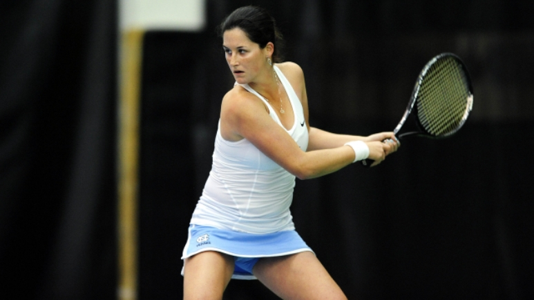 Freshman Jamie Loeb Leading Way for No. 3 UNC Women's Tennis