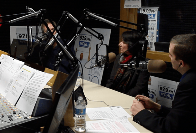 VIDEO: Mary Willingham In-Studio with WCHL