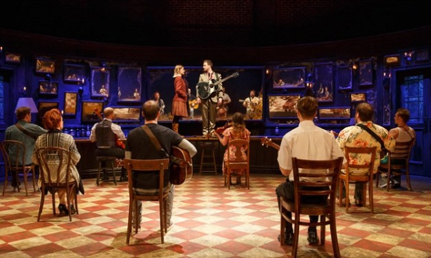 """""""Once"""" At DPAC Is A Simple Pleasure"""