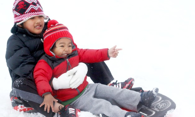 Community Gallery: Send Us Your Snow Photos!