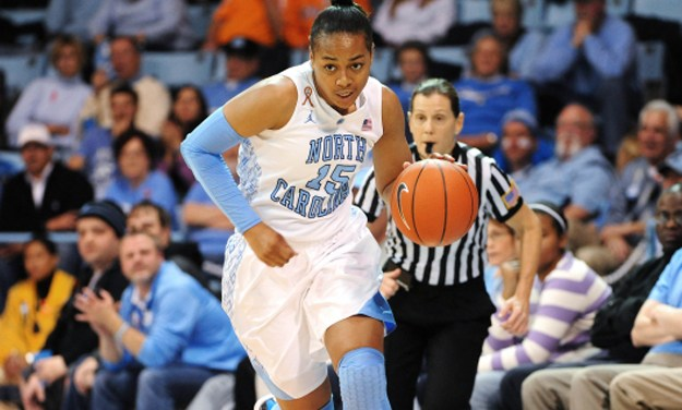 Allisha Gray Leads Heels To Victory Over UCLA