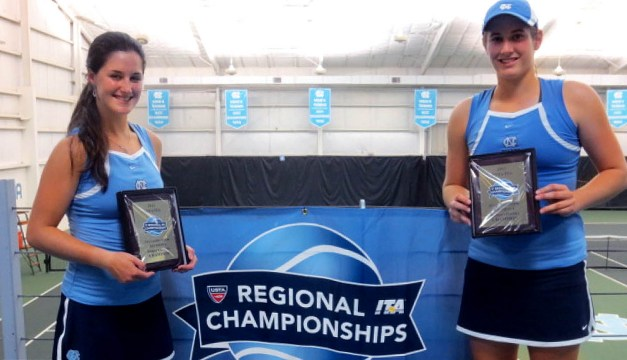 Dynamic Freshman Duo Leads Tar Heel National Championship Defense