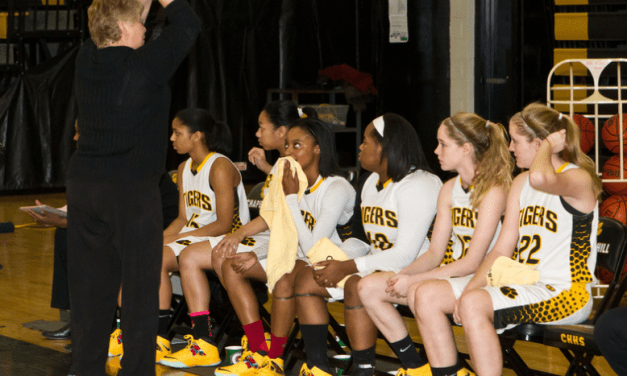 CHHS Girls Welcome Hickory To The Hill For State Basketball Title Game