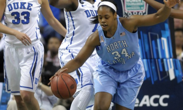 Duke Women's First Defeat Of UNC This Season Comes In ACC Semis