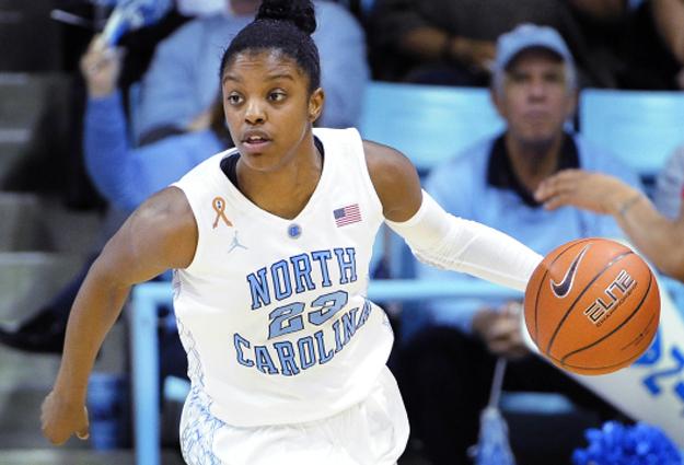 UNC Women's Basketball Survives And Advances, Def. WFU, 69-65
