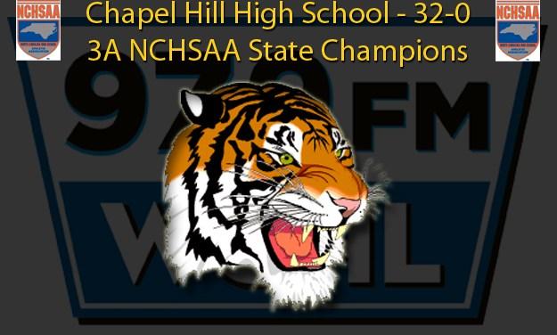 HS Girls' Basketball NCHSAA State Championship: Chapel Hill 69 – Hickory 56