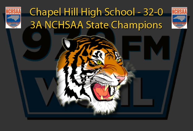 HS Girls' Basketball NCHSAA State Championship: Chapel Hill 69 – Hickory 56