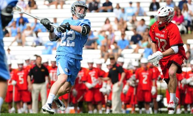 Tar Heel Men's Lacrosse To Tangle With Johns Hopkins In Top Ten Battle