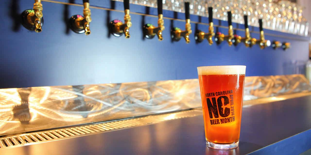 Local Breweries Gear Up For North Carolina Beer Month