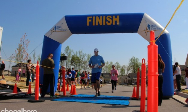 Briar Chapel Earth Day Celebration and 5K