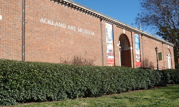Ackland, Botanical Garden To Get New Leaders
