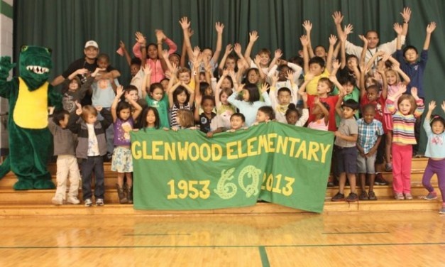 Glenwood Elementary Celebrates 60th Anniversary, Braces for Teacher Loss