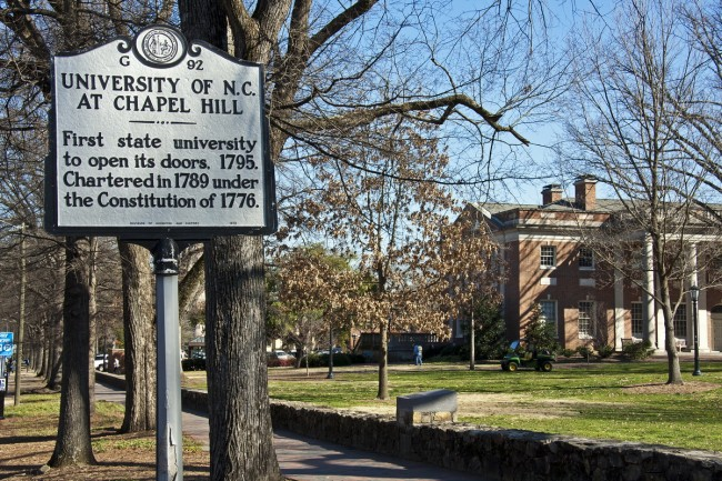 UNC Student Accuses Football Player of Rape