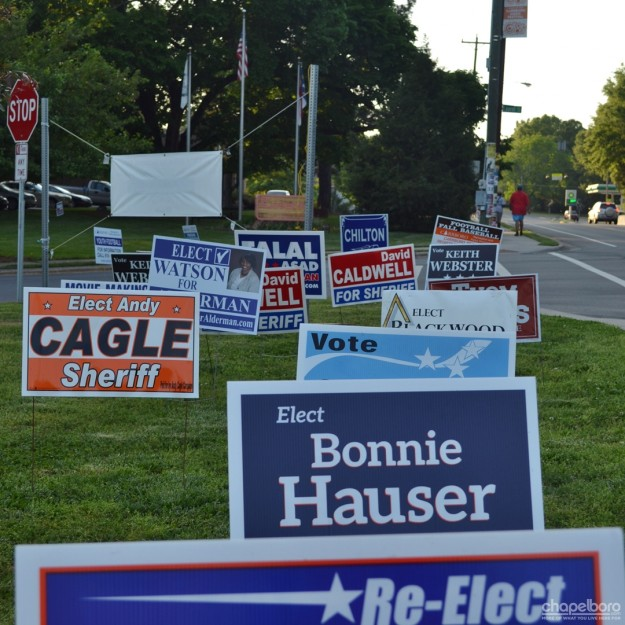 Election Evening 2014