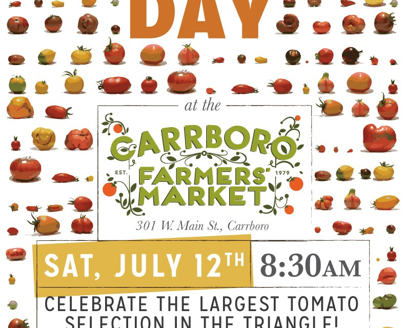 Tomato Day Begins July 12th