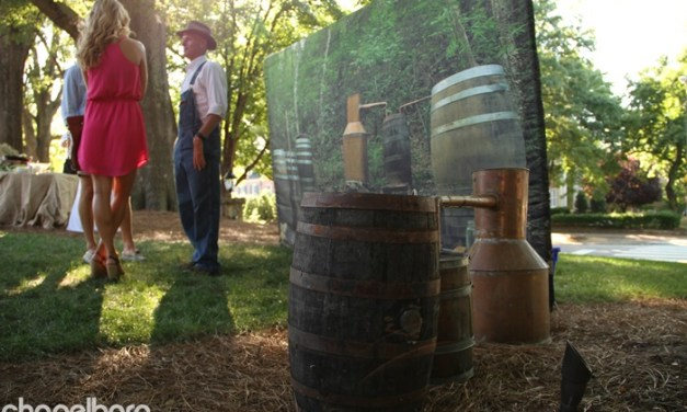 Moonshine Tasting at the Carolina Inn